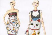 fashion illustration - Paul Keng