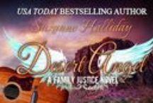 Desert Angel a Family Justice Novel