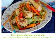 Chicken dishes / Our collection of past recipes featuring Chicken