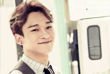 Chen 21 / So this is stuff to do with my bias in EXO and overall (every time I see him in a video or hear him in a song I fall again)  He's the reason I listen to the Chinese versions more than the Korean and his vocals are amazing, the song Best Luck is the reason I started watching It's Okay That's Love and I could go on about him forever - but I'm not gonna say anymore because you aren't allowed to choose him ( appreciation that he is the greatest is totally acceptable) :)