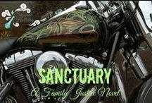 Sanctuary  A Family Justice Novel