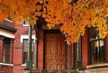 I want autumn all year round. / #autumn