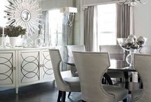 DINING ROOMS / Dining Room inspiration and designs