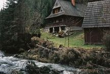 mountains-home / Zakopane, mountains, southern Poland, mountains, mountains