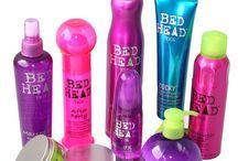 C T Hair products / Met deze te gekke producten werk ik t liefst  Tigi Bed Head
