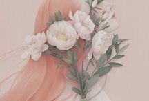 Flower people (???)