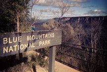 Walks, Waterfalls & Lookouts, Blue Mountains NSW / Secret places only Blackheathens and Blue Mountains dwellers would know ... Visit Blue Mountains Australia and rediscover nature.
