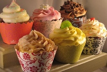 My ♥ 4 cupcakes! *-* / by Lígia Bellini