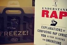 Random Awesomeness / CHUM / by Tailfin Marketing
