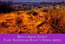 Fairy Slippers | Short Story / Short story retelling of Cinderella | Companion to the novel Bleeding Heart