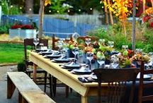 Backyard Party Ideas / Be the life of the party with these backyard and poolside party ideas.