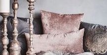 Home Decor / A collection of themes & items that I think look beautiful together for any home.