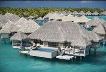 French Polynesia / Bora Bora, the most sought after honeymoon destination in the world!