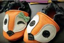 Les petits pieds chaussés