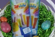 Happy Easter!  / Easter basket and party ideas!