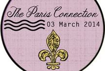 The Paris Connection Tour / A blog tour celebrating the release of The Paris Connection by Cerella Sechrist, happening March 2-8, 2014!