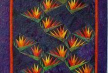 paperpieced quilt / by Anne Massart