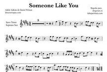 Tenor Saxophone Sheets