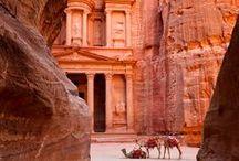 Jordanië / Ook zo gefascineerd door Jordanië als wij? Hier vind je onze verhalen, inspiratie, beelden en foto's.