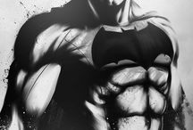 Batman, Superman & Foes / Love Batman & The Joker, but my fav will always be Superman❤ / by Mariloones