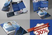 Brochure Bundle Design / Company brochure bundle including brochure design, Tri-Fold design and Bi-Fold design