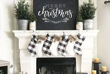 CHRISTMAS / Holiday Invitations | Home Décor | DIY Projects | Party Ideas