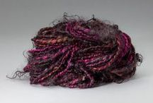 Hand-Crafted Yarns / Small batches of unique hand-crafted yarn spun in the rich tradition of centuries past.
