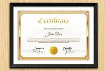 Certificate Template / Multi Purpose Certificates Template was designed for exclusively corporate and small scale companies. Also it can be used for variety purposes. Click on preview image to see further details