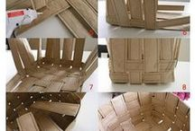 paper/card  plus various non sew craft