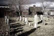 Hauntings / Ghosts or haunted places. / by ❤️Manda❤️