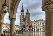 Do zobaczenia w Krakowie / Must-see Krakow / Places to see in Krakow during your visit. Come&see! :)