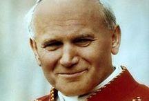 Święty Jan Paweł II / Saint John Paul II
