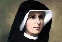 Święta Faustyna / Saint Faustina