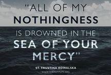 Miłosierdzie Boże / Divine Mercy