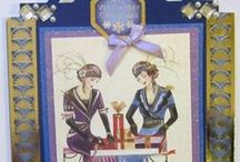 Art Deco Cards for sale / Hand Crafted Cards