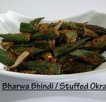 Sabji / Sabzi ( Main course ) Recipes / Sabji / Sabzi Recipe videos & Text recipes including Bharwa Bhindi, Potato Sabji, Matar Paneer & more.