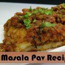 Indian Fast Food & Street Food Recipes / Indian Fast Food & Street Food recipes including Chaat, Misal Pav, Vada Pav & more.