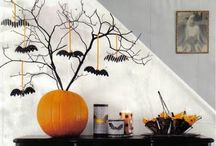 HALLOWEEN CHIC / Halloween party ideas , décor, and DIY tips that will help you throw a spooktacular party.