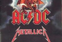 Hard and Metal Concert Poster