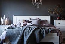 Moodboard bedroom