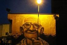 Street Art / The coolest street art from around the world