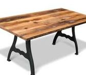 Custom Industrial Tables / Olde Good Things is an architectural salvage company dedicated to discovering vintage finds. Once found, we take these architectural pieces and materials and repurpose, rebuild, and reuse materials into handmade, handcrafted items to custom build industrial tables, industrial furniture and custom industrial home decor perfect for any home.