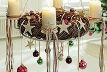 Holidays & Events / Karácsony, Húsvét, lakberendezési ötletek és dekorációk
