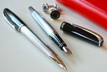 Writing Instruments / Pens, pencils, fountain pens, rollerballs and more...
