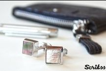 Accessories / Cufflinks, keyrings, leather goods and more...