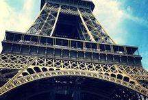 Paris / by Arantza Matute