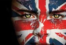 UK  / by Arantza Matute