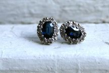 Vintage Earrings / A fine collection of vintage earrings