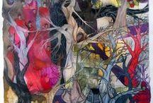 lifes great tapestry-inspiration / by karen hauler-davies