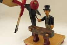 mr automata and other curious crafted items / by karen hauler-davies